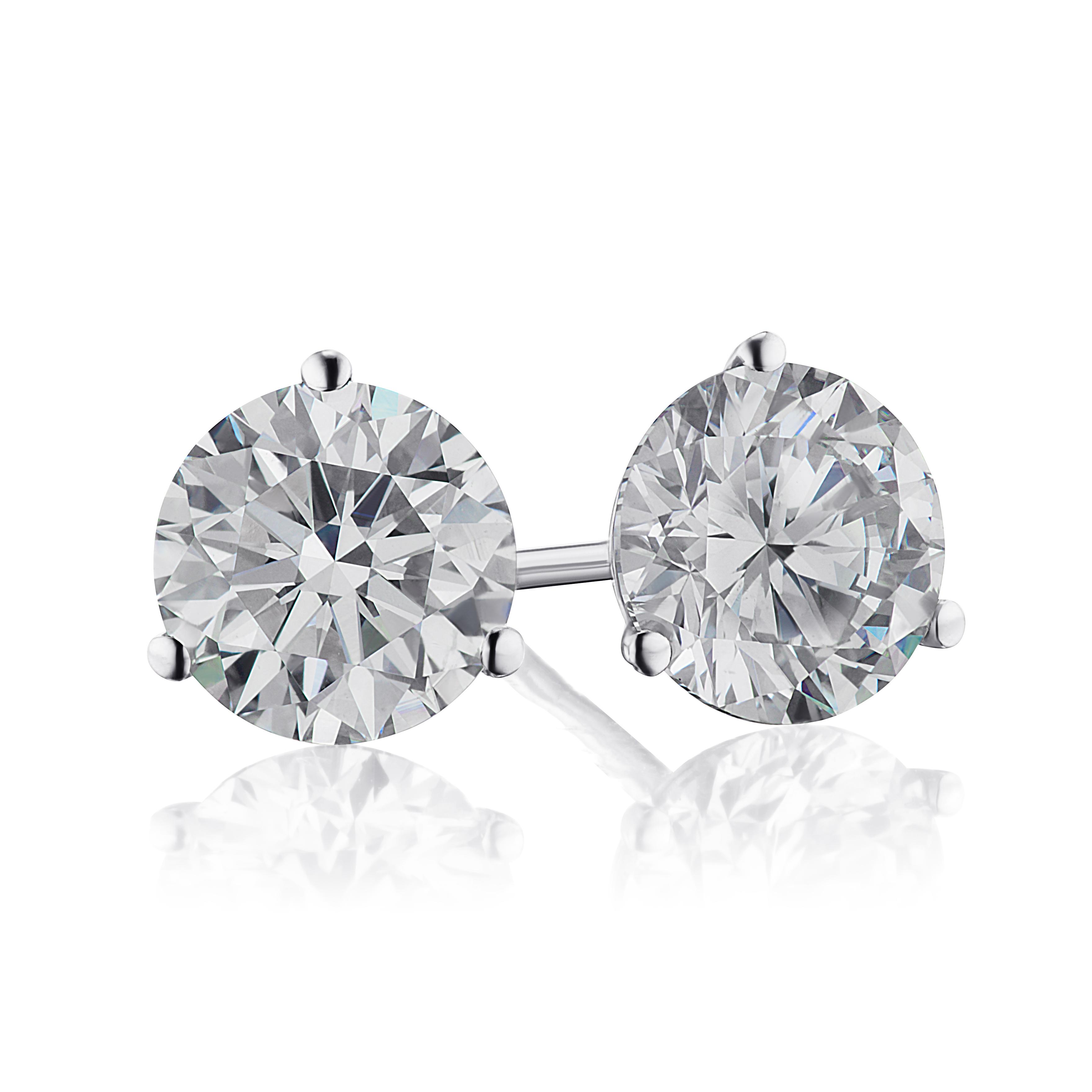 2.02ct.t.w. Diamond Studs