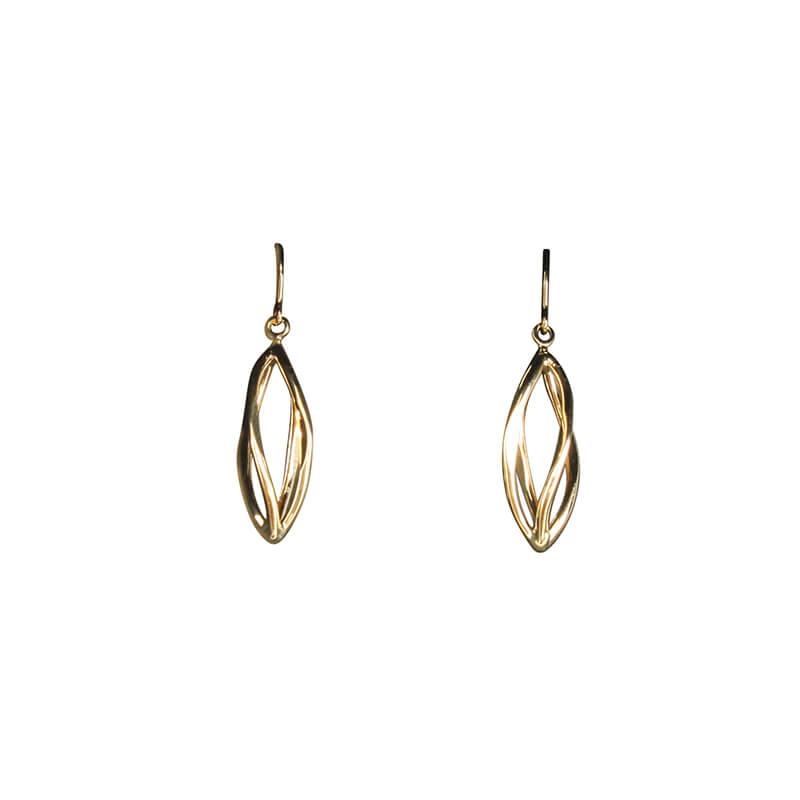 14ky Dangle Earrings