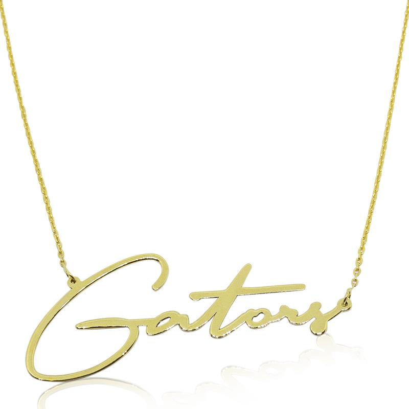 "Signature ""Gators"" Necklace"