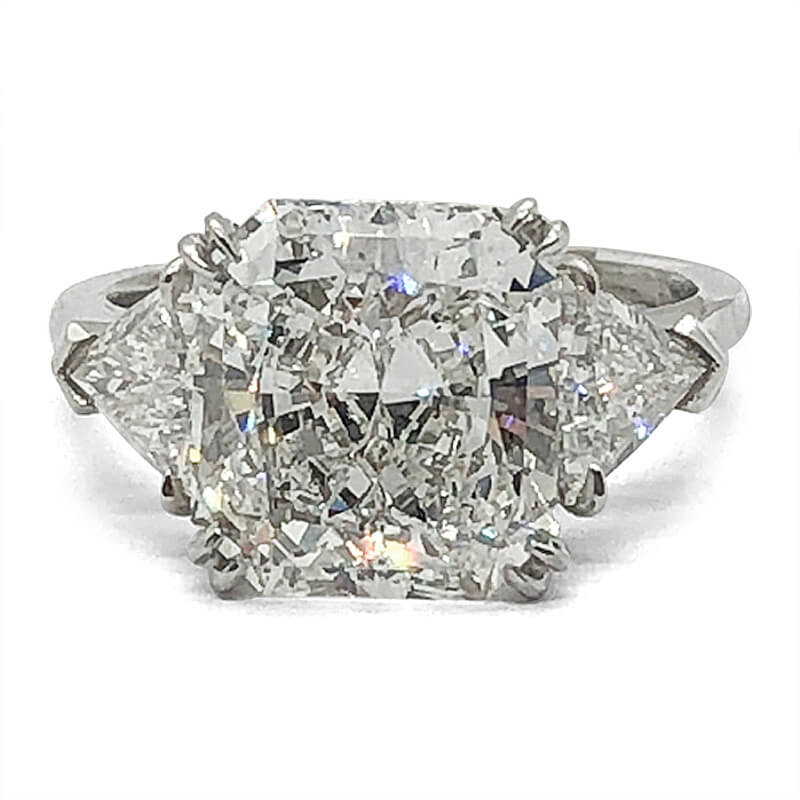 Forevermark Exceptional 5.15ct. Ring