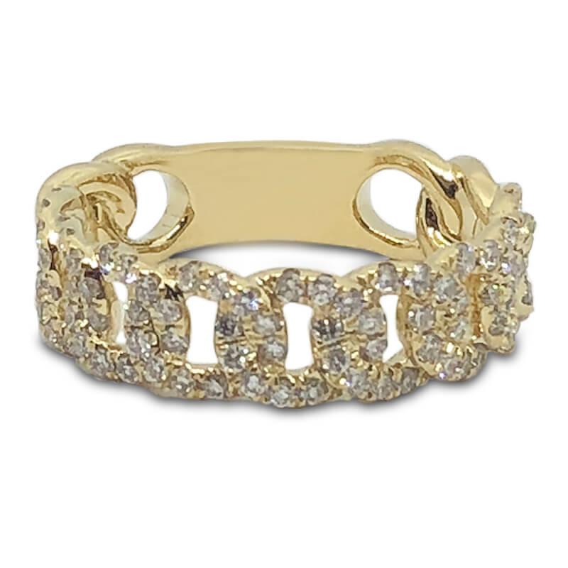 .60ct. Diamond Link Band