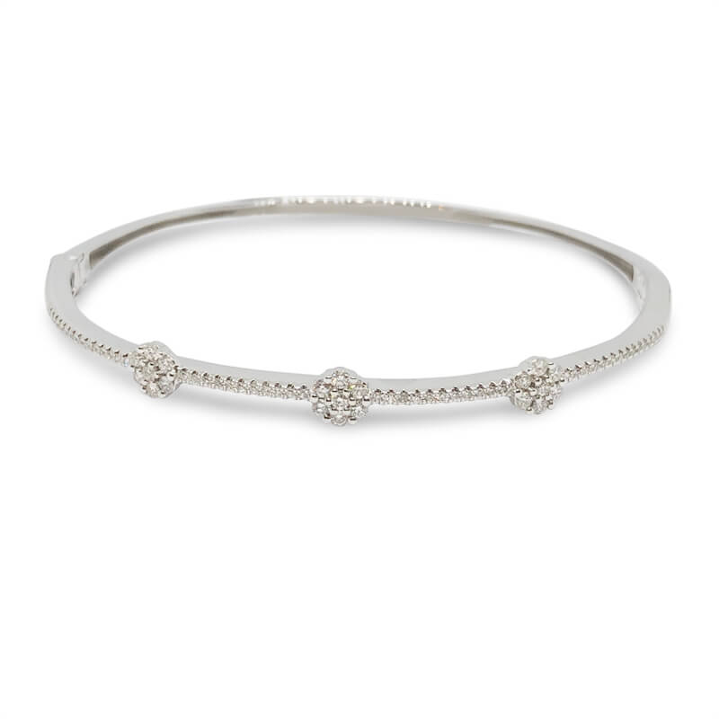 .58ct. Diamond Bracelet