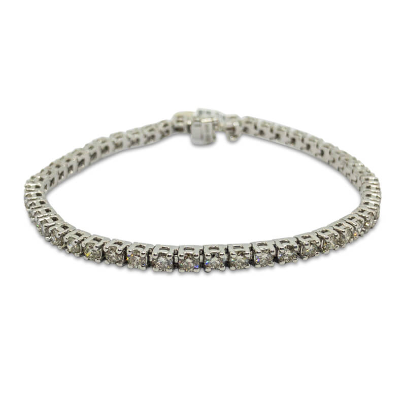 5.01ct. Diamond Tennis Bracelet