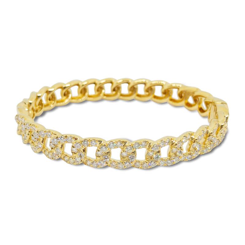 2.79ct. Bangle Bracelet