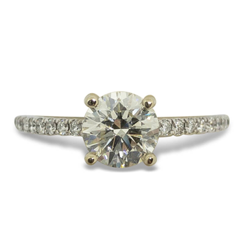 .88ct. Solitaire Ring