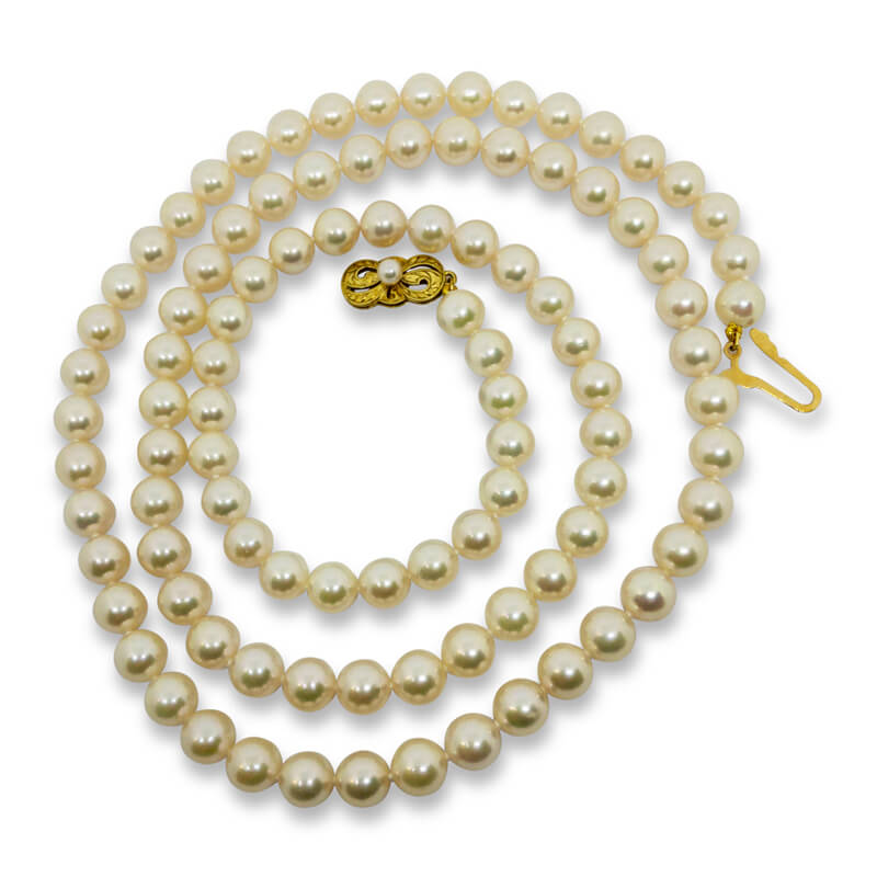 """30"""" Pearl Necklace"""