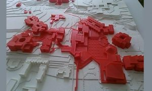 Maquetas Arquitectónicas impresas en 3D