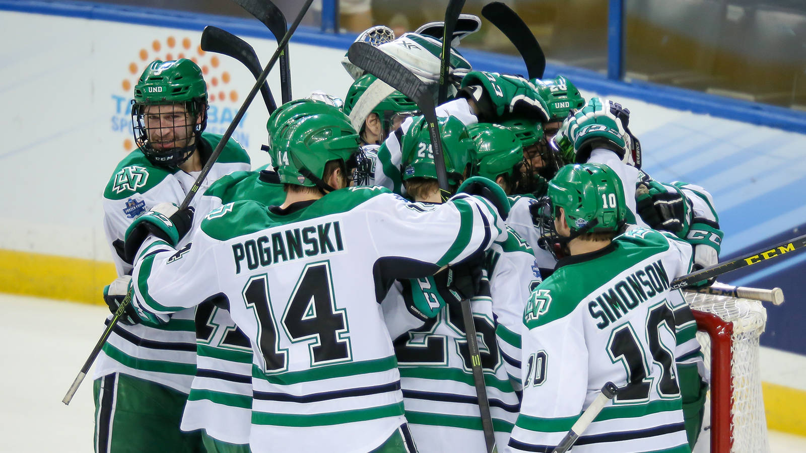 midcosn announces men?s hockey broadcast schedule - north dakota