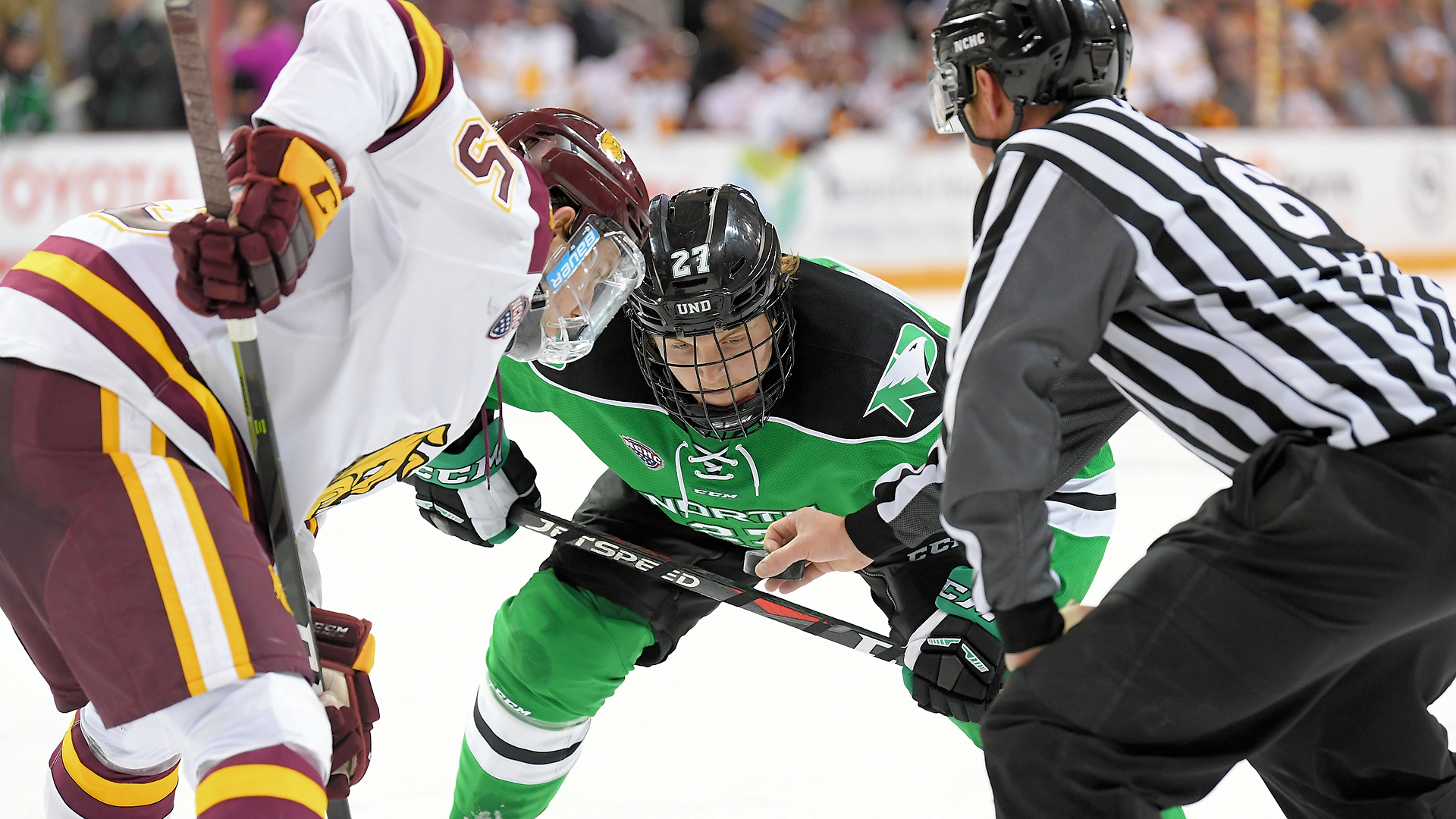 ludvig hoff - men's hockey - university of north dakota athletics