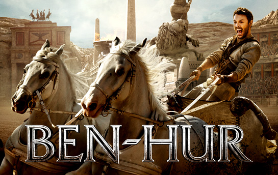 Ben Hur | Display Ad Campaign