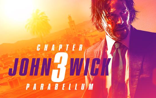 John Wick 3: Parabellum | Social & Display Ad Campaign