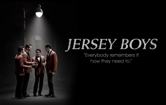 Jersey Boys | Display Ad Campaign