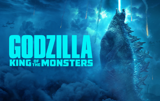 Godzilla: King of the Monsters | Social & Display Ad Campaign