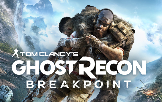 Ghost Recon: Breakpoint | Social & Display Ad Campaign