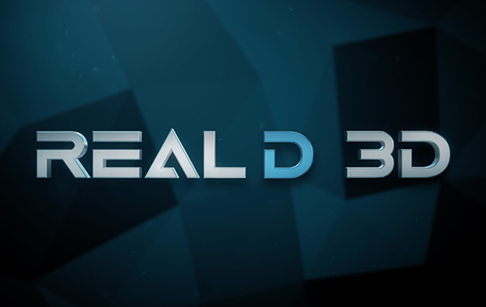 Real D | Cinema Con A / V