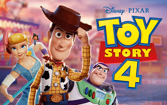 Toy Story 4 | Social & Display Ad Campaign