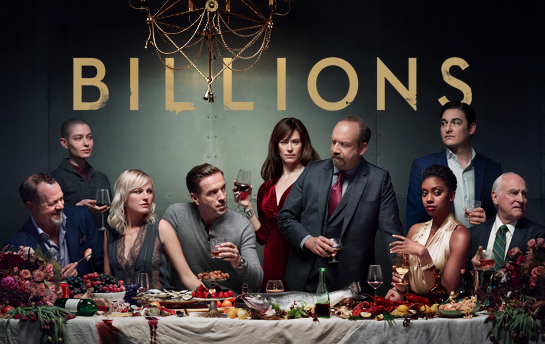 Billions | Display Ad Campaign