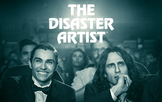 The Disaster Artist | Teaser Site