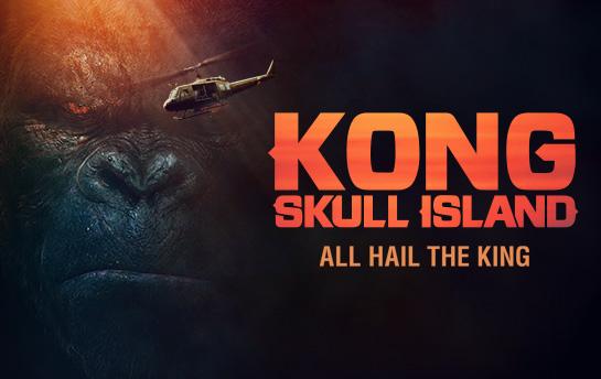 Kong Skull Island | Display Ad Campaign