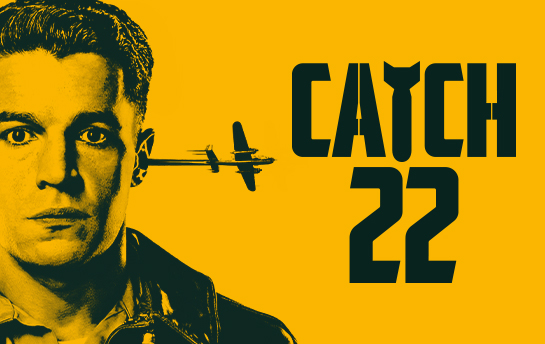Catch-22 | OOH & Social Content