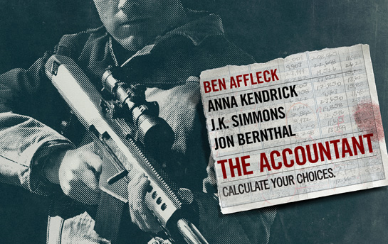 The Accountant | Display Ad Campaign