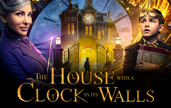 The House with Clocks in the Walls | Social Content