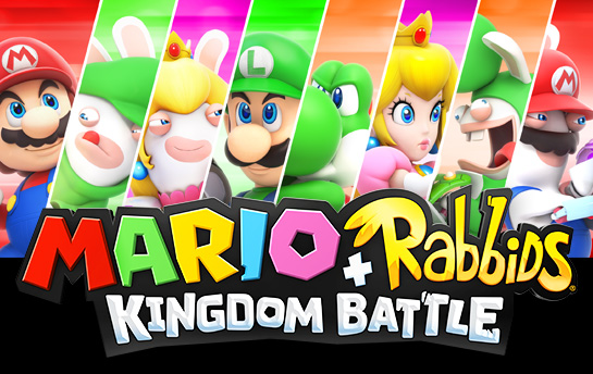 Mario + Rabbids Kingdom Battle | E3 Social Content Creation