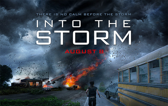 Into the Storm | Display Ad Campaign