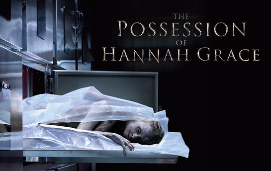 The Possession of Hannah Grace | Social Content