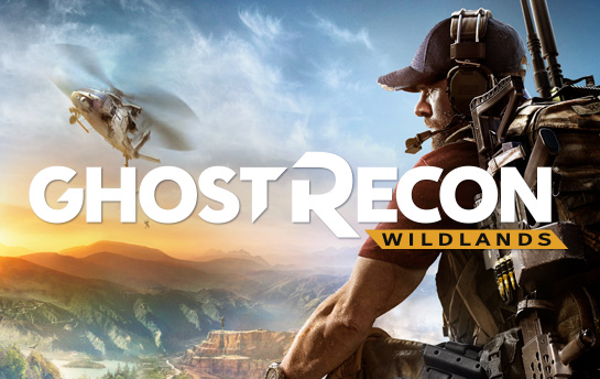 Ghost Recon Wildlands | E3 + Launch Display Ad Campaign