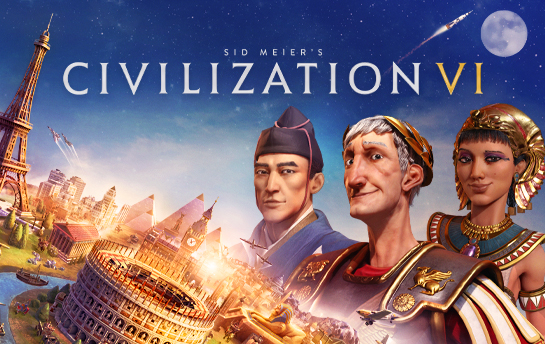 Civilization VI | Display Ad Campaign