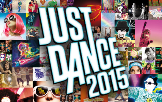 Just Dance 2015 | Website & Banner Campaign