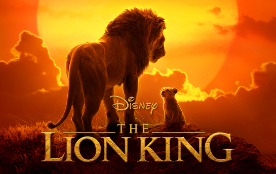 The Lion King   Social & Display Ad Campaign