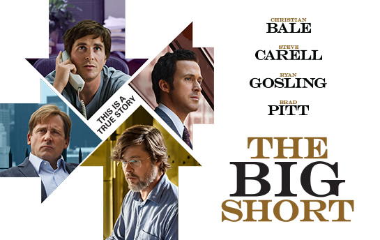 The Big Short | Display Ad Campaign & Site