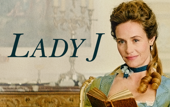 Lady J | Key Art