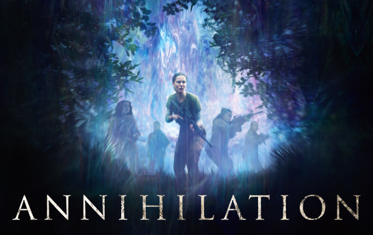 Annihilation | Display Ad & Social Campaign