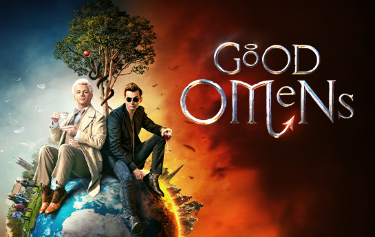 Good Omens | Display Ad Campaign