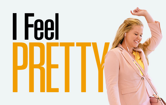 I Feel Pretty | Display Ad Campaign