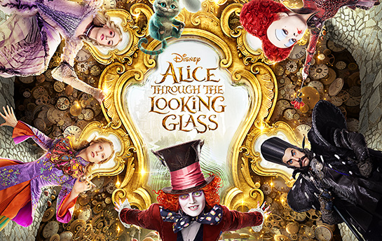 Alice Through the Looking Glass | HTML5 Game