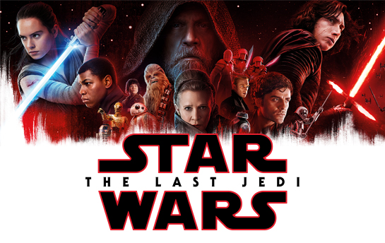 Star Wars: The Last Jedi | Social Graphics