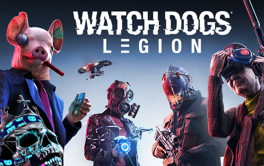 Watch Dogs: Legion | Display Ad Campaign