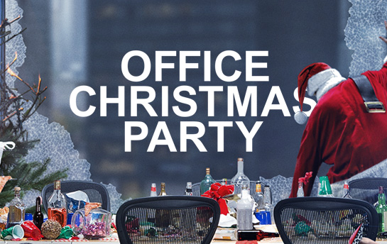 Office Christmas Party | Teaser Display Ad Campaign