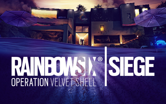 R6S: Operation Velvet Shell | Display Ad Campaign