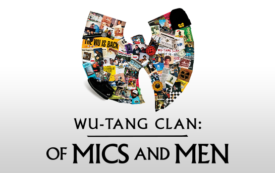 Wu-Tang Clan: Of Mics and Men | Display Ad Campaign