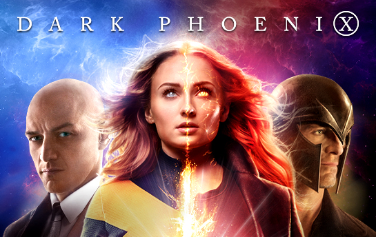 Dark Phoenix | Display Ad Campaign