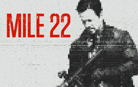 Mile 22 | Display Ad Campaign