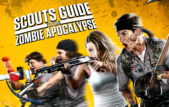 Scouts Guide to Zombie Apocalypse | Display Ad Campaign