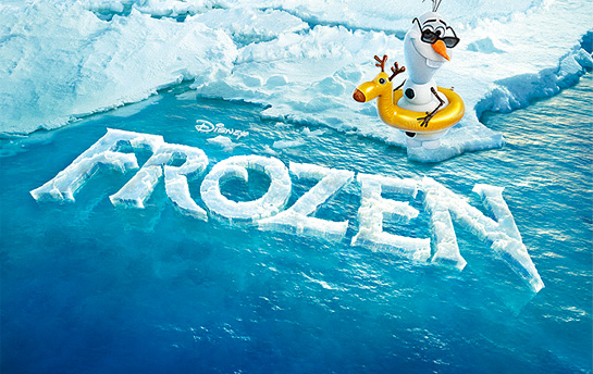 Frozen | HTML5 / Flash Game & Display Ad Campaign