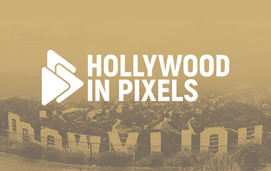Hollywood in Pixels | Branding & Design Direction