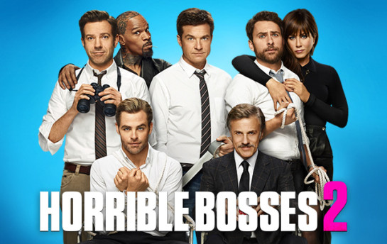 Horrible Bosses 2 | Banner Campaign